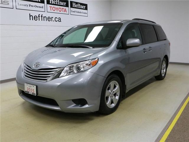 2015 Toyota Sienna  (Stk: 186247) in Kitchener - Image 1 of 29