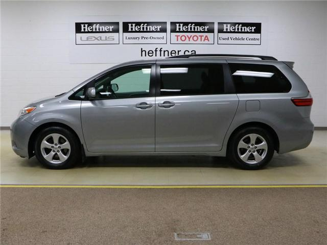 2015 Toyota Sienna  (Stk: 186247) in Kitchener - Image 20 of 29