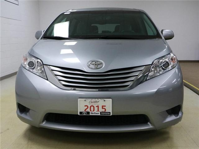 2015 Toyota Sienna  (Stk: 186247) in Kitchener - Image 21 of 29