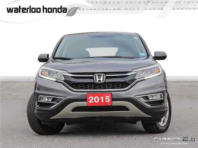 2015 Honda CR-V EX-L (Stk: U4660) in Waterloo - Image 2 of 28