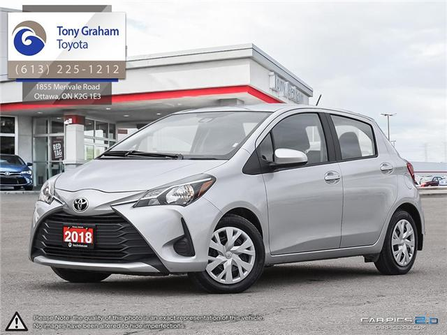 2018 Toyota Yaris LE (Stk: U9016) in Ottawa - Image 1 of 27