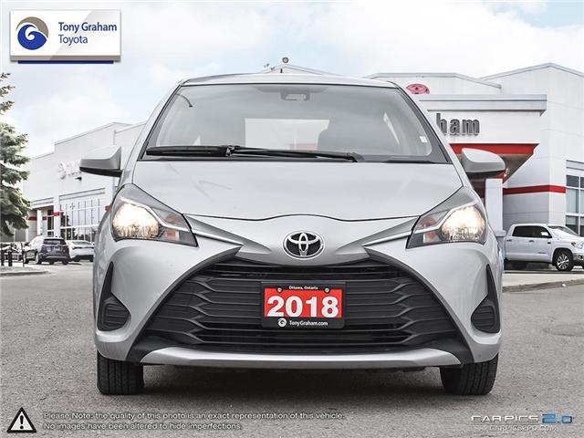 2018 Toyota Yaris LE (Stk: U9016) in Ottawa - Image 2 of 27