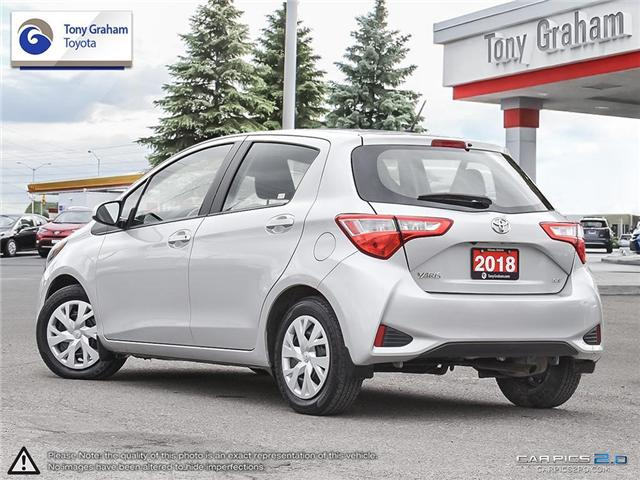 2018 Toyota Yaris LE (Stk: U9016) in Ottawa - Image 4 of 27