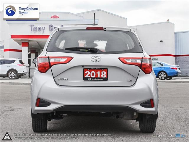 2018 Toyota Yaris LE (Stk: U9016) in Ottawa - Image 5 of 27
