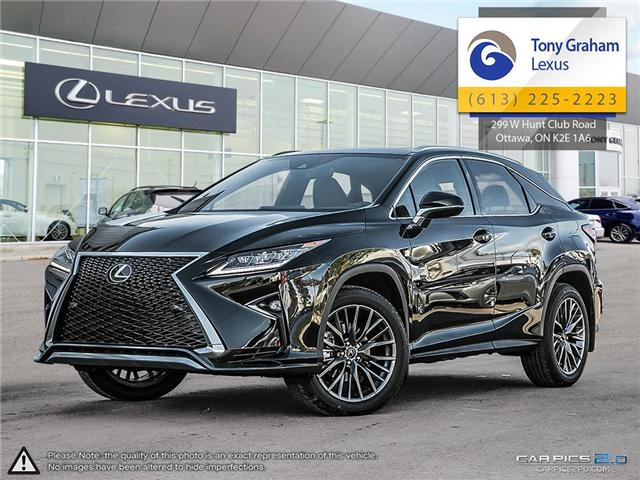 2019 Lexus RX 350 Base (Stk: P8210) in Ottawa - Image 1 of 28