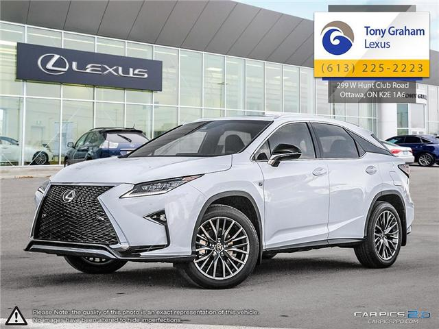 2019 Lexus RX 350 Base (Stk: P8218) in Ottawa - Image 1 of 29