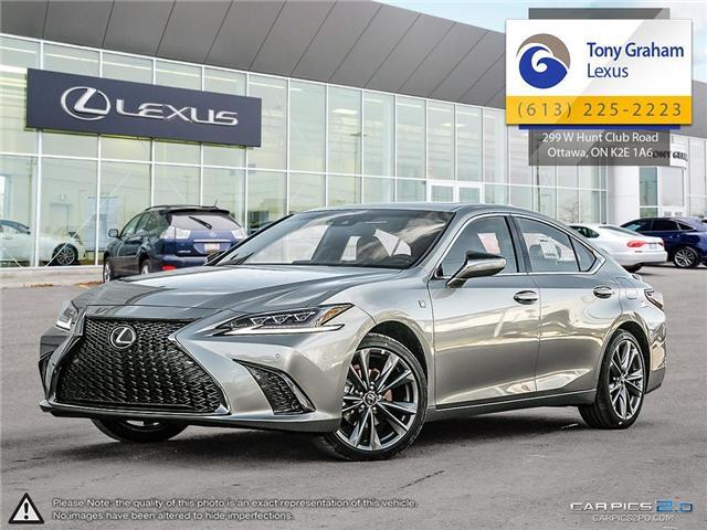 2019 Lexus ES 350 Premium (Stk: P8214) in Ottawa - Image 1 of 29