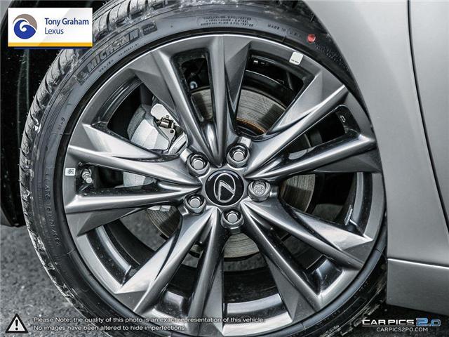 2019 Lexus ES 350 Premium (Stk: P8214) in Ottawa - Image 6 of 29