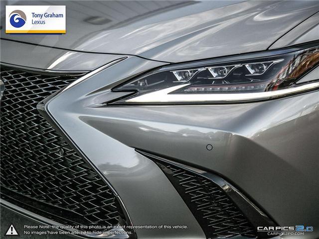 2019 Lexus ES 350 Premium (Stk: P8214) in Ottawa - Image 10 of 29