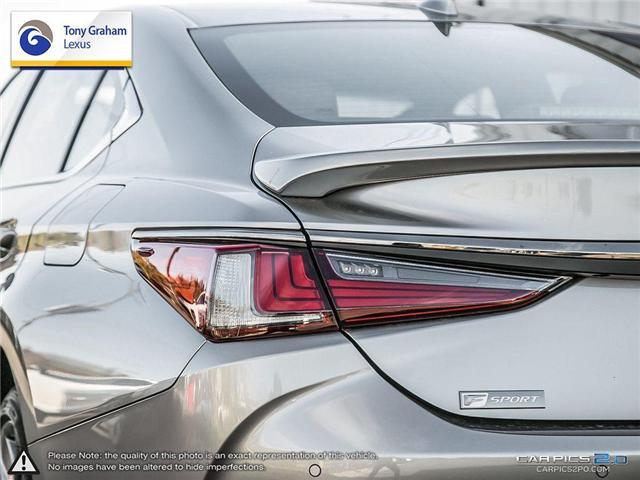 2019 Lexus ES 350 Premium (Stk: P8214) in Ottawa - Image 12 of 29