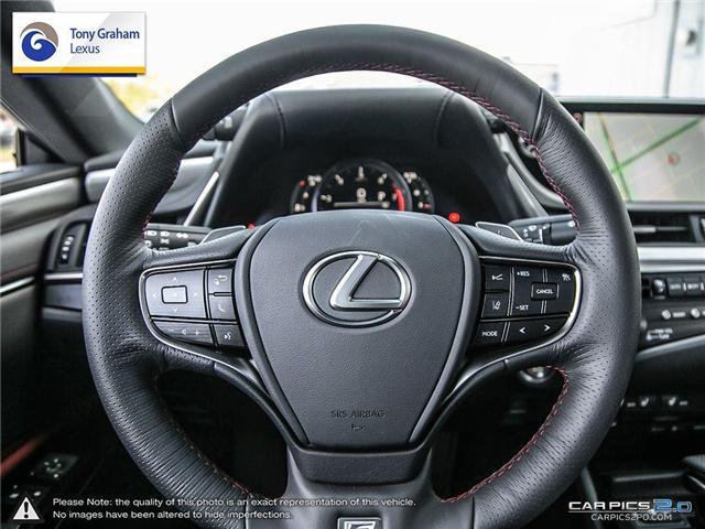 2019 Lexus ES 350 Premium (Stk: P8214) in Ottawa - Image 14 of 29