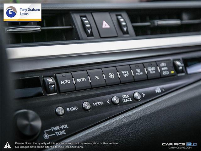 2019 Lexus ES 350 Premium (Stk: P8214) in Ottawa - Image 20 of 29