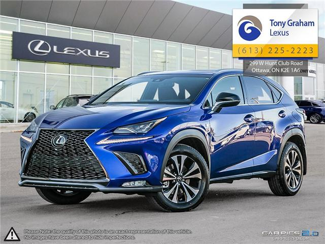 2019 Lexus NX 300 Base (Stk: P8215) in Ottawa - Image 1 of 28