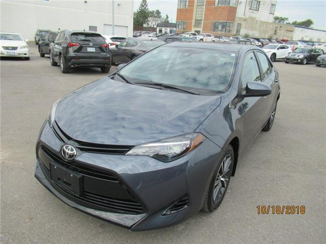 2018 Toyota Corolla LE (Stk: 15688A) in Toronto - Image 2 of 16