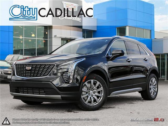 2019 Cadillac XT4 Premium Luxury (Stk: 2907554) in Toronto - Image 1 of 27