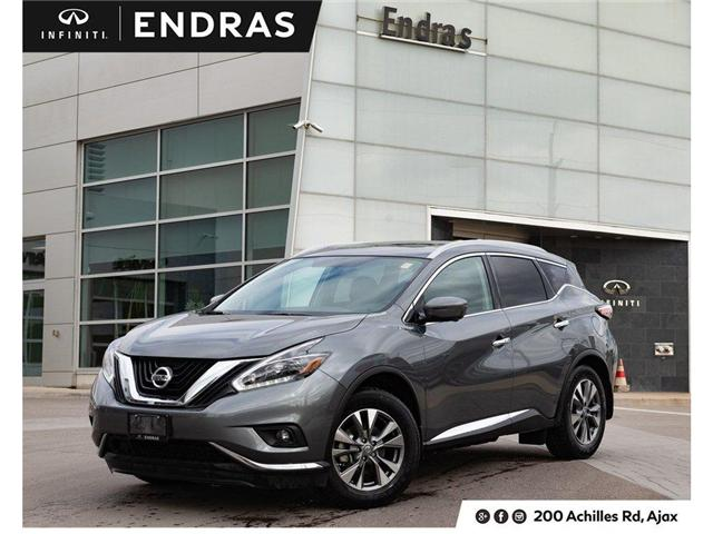 2018 Nissan Murano SL (Stk: P0643A) in Ajax - Image 1 of 27