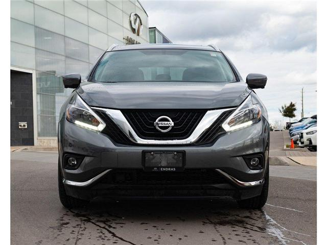 2018 Nissan Murano SL (Stk: P0643A) in Ajax - Image 2 of 27