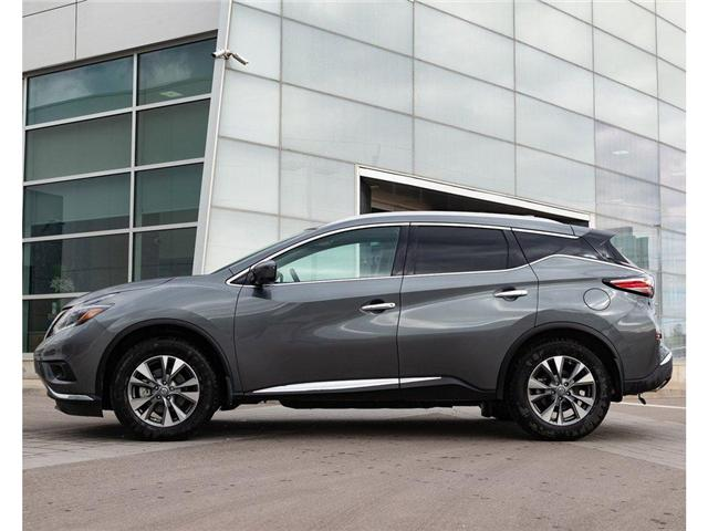 2018 Nissan Murano SL (Stk: P0643A) in Ajax - Image 3 of 27