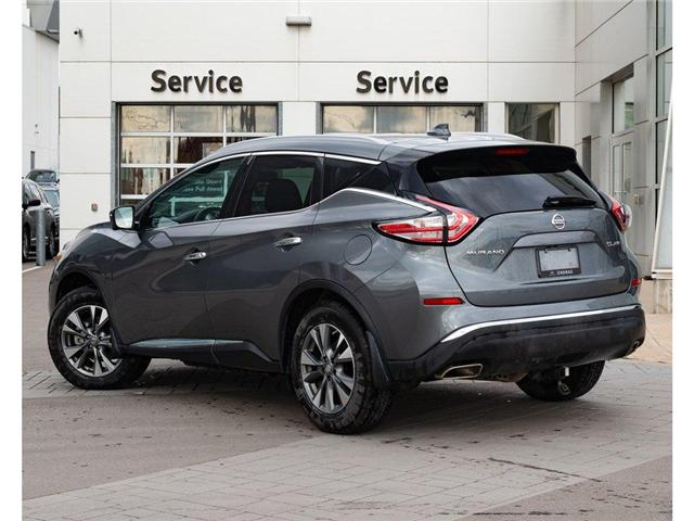 2018 Nissan Murano SL (Stk: P0643A) in Ajax - Image 4 of 27