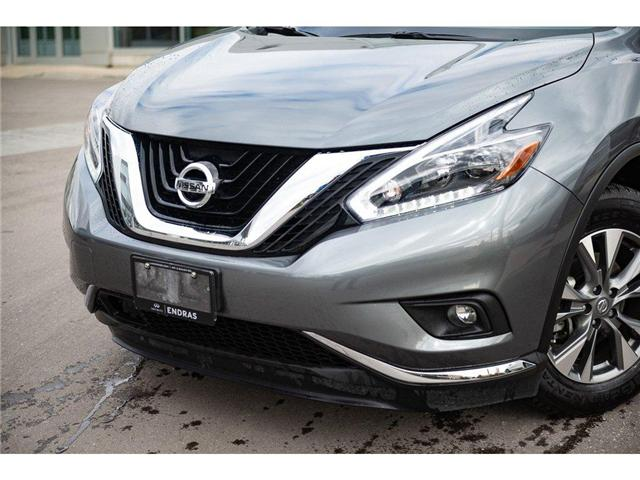 2018 Nissan Murano SL (Stk: P0643A) in Ajax - Image 6 of 27