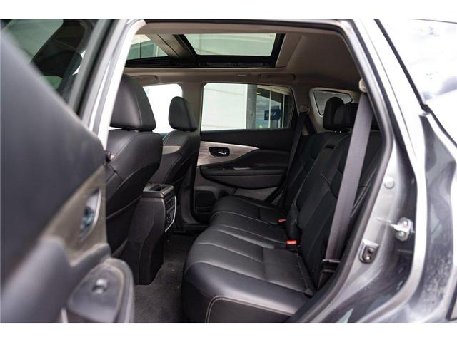 2018 Nissan Murano SL (Stk: P0643A) in Ajax - Image 27 of 27