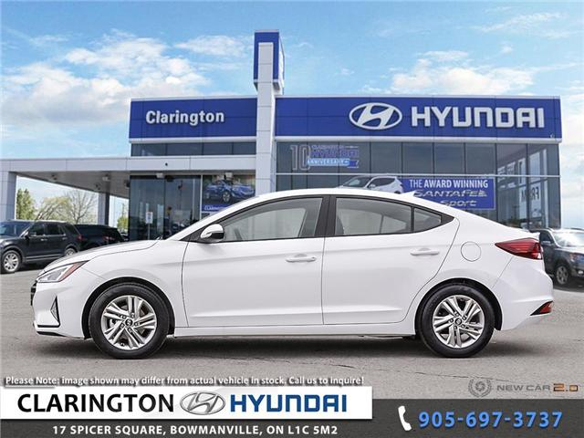 2019 Hyundai Elantra Preferred (Stk: 18705) in Clarington - Image 3 of 24