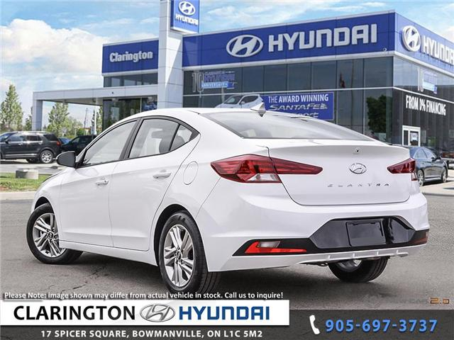 2019 Hyundai Elantra Preferred (Stk: 18705) in Clarington - Image 4 of 24