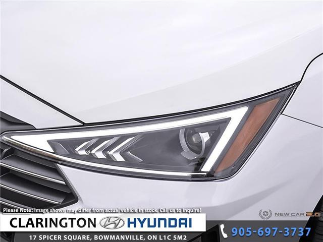 2019 Hyundai Elantra Preferred (Stk: 18705) in Clarington - Image 10 of 24