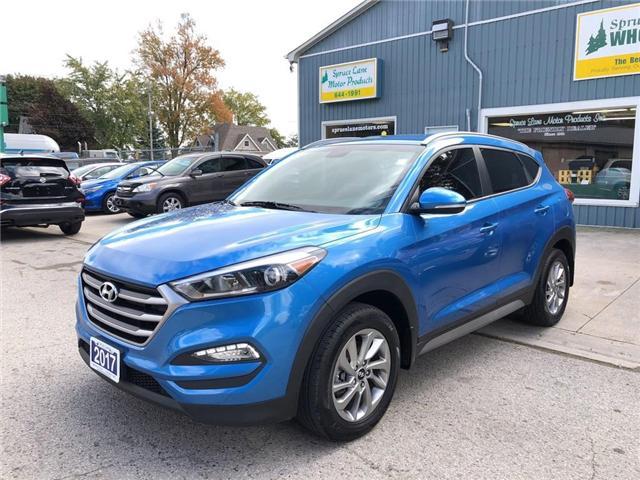 2017 Hyundai Tucson  (Stk: KM8J3C) in Belmont - Image 1 of 19