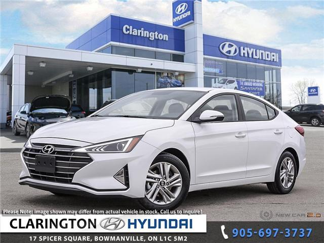 2019 Hyundai Elantra Preferred (Stk: 18693) in Clarington - Image 1 of 24