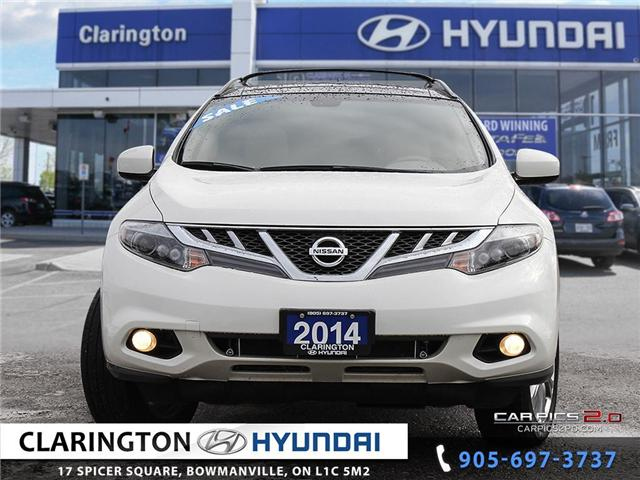 2014 Nissan Murano Platinum (Stk: 17745A) in Clarington - Image 2 of 27