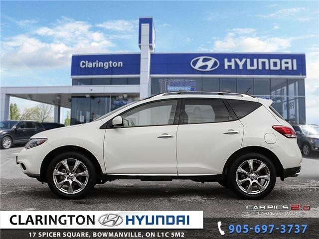 2014 Nissan Murano Platinum (Stk: 17745A) in Clarington - Image 3 of 27