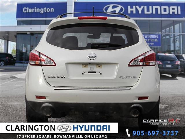 2014 Nissan Murano Platinum (Stk: 17745A) in Clarington - Image 5 of 27