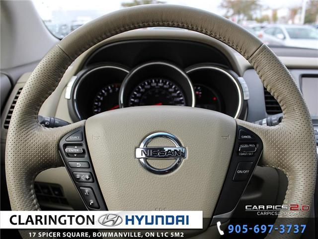 2014 Nissan Murano Platinum (Stk: 17745A) in Clarington - Image 6 of 27