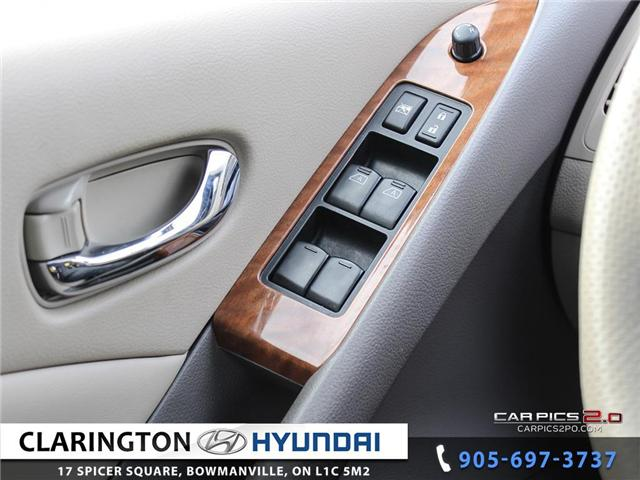 2014 Nissan Murano Platinum (Stk: 17745A) in Clarington - Image 9 of 27