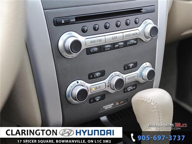 2014 Nissan Murano Platinum (Stk: 17745A) in Clarington - Image 12 of 27