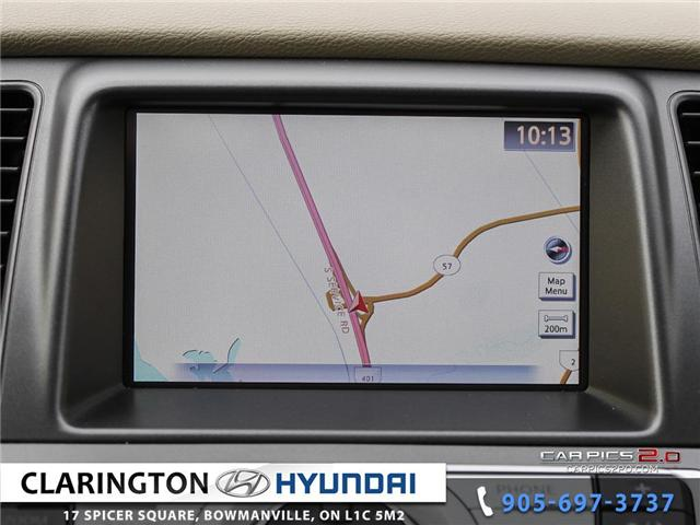 2014 Nissan Murano Platinum (Stk: 17745A) in Clarington - Image 14 of 27
