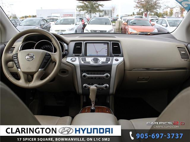 2014 Nissan Murano Platinum (Stk: 17745A) in Clarington - Image 19 of 27