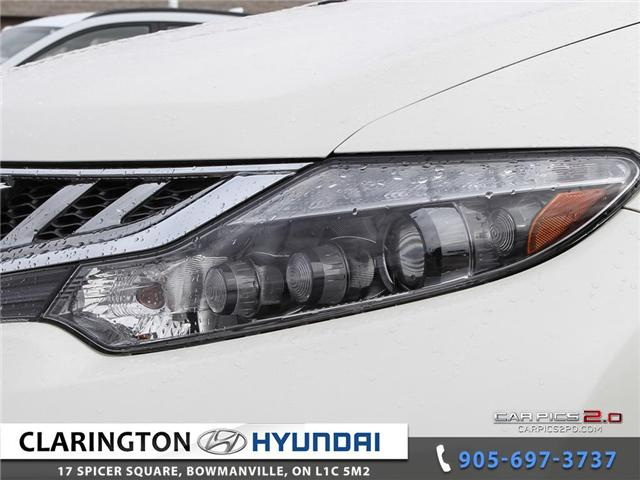 2014 Nissan Murano Platinum (Stk: 17745A) in Clarington - Image 24 of 27