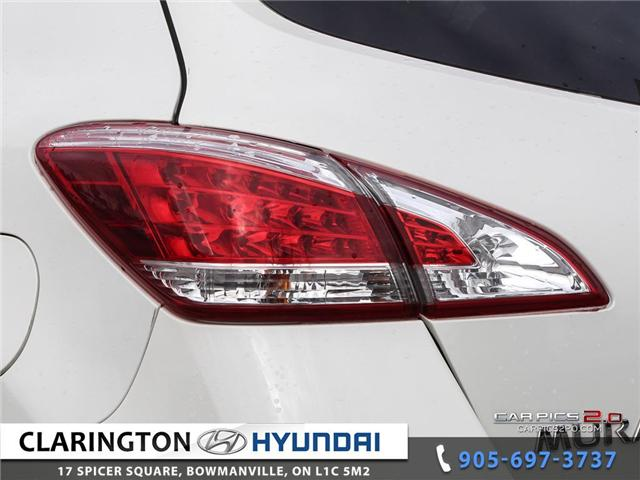 2014 Nissan Murano Platinum (Stk: 17745A) in Clarington - Image 26 of 27