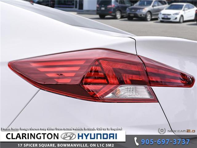 2019 Hyundai Elantra Preferred (Stk: 18746) in Clarington - Image 11 of 24
