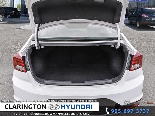2019 Hyundai Elantra Preferred (Stk: 18704) in Clarington - Image 7 of 24