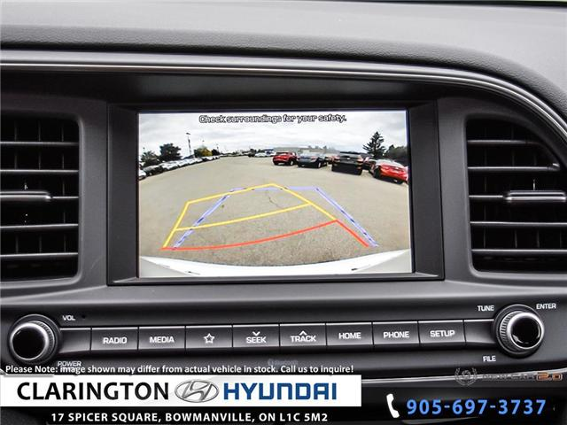 2019 Hyundai Elantra Preferred (Stk: 18704) in Clarington - Image 19 of 24