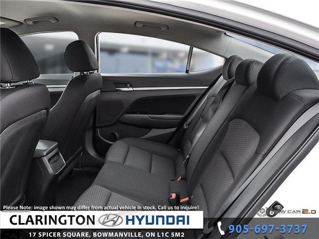 2019 Hyundai Elantra Preferred (Stk: 18704) in Clarington - Image 22 of 24