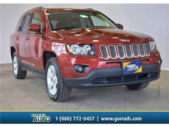 2014 Jeep Compass Sport/North (Stk: 804682) in Milton - Image 1 of 40