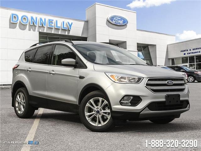 2018 Ford Escape SE (Stk: DR2098) in Ottawa - Image 1 of 27