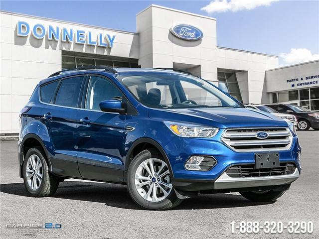 2018 Ford Escape SE (Stk: DR2055) in Ottawa - Image 1 of 29
