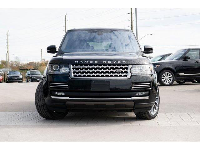 2017 Land Rover Range Rover 5.0L V8 Supercharged Autobiography (Stk: R0609A) in Ajax - Image 2 of 30