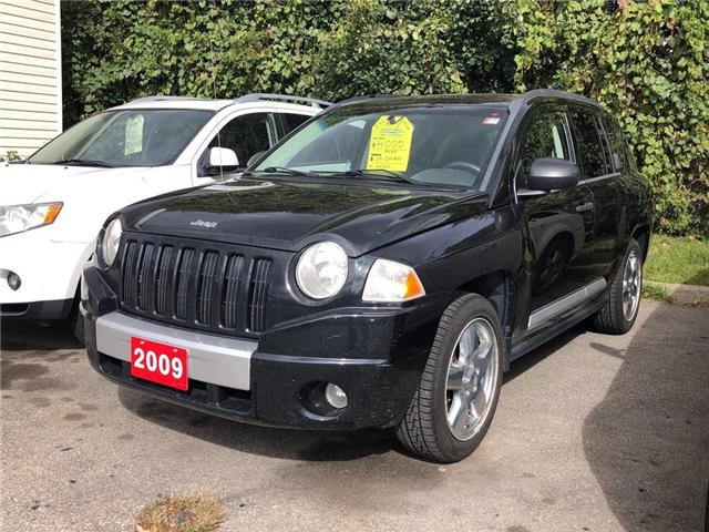 2009 Jeep Compass Limited (Stk: 6420C) in Hamilton - Image 1 of 12