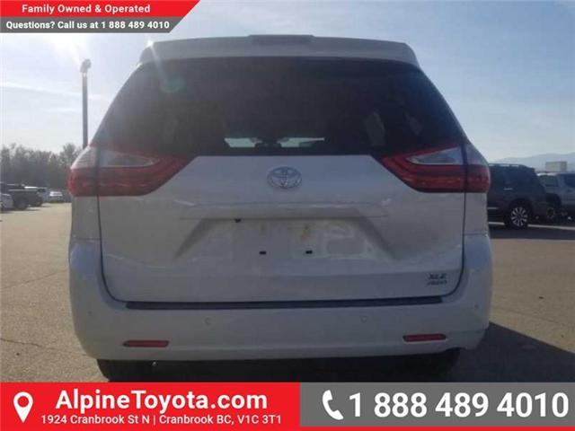 2019 Toyota Sienna XLE 7-Passenger (Stk: S210073) in Cranbrook - Image 4 of 16